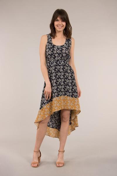 Back Strap Detail Dress