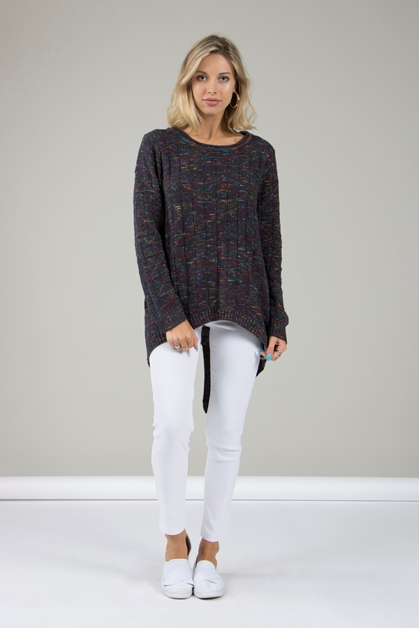 Super Soft Boxy Jumper