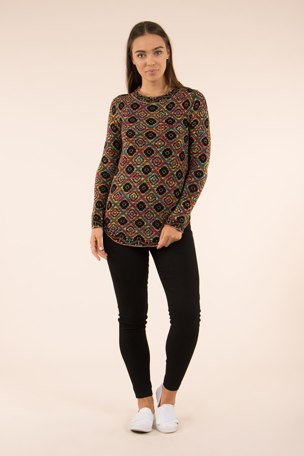 Long Sleeve True Knit jumper