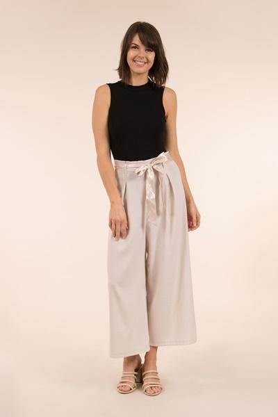 Basic Solid Culottes