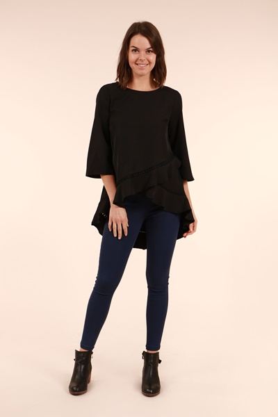 Double Layered Top
