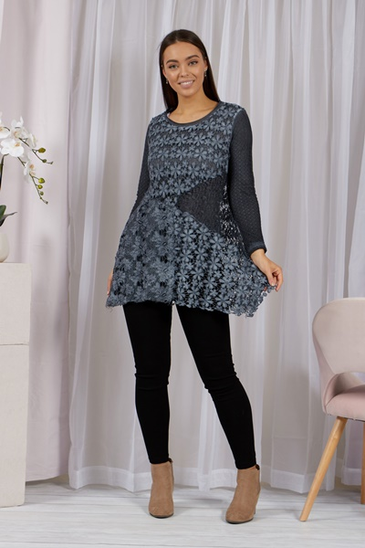 8e63f126775 Buy Womens Tunic Tops Online | FEMME Connection