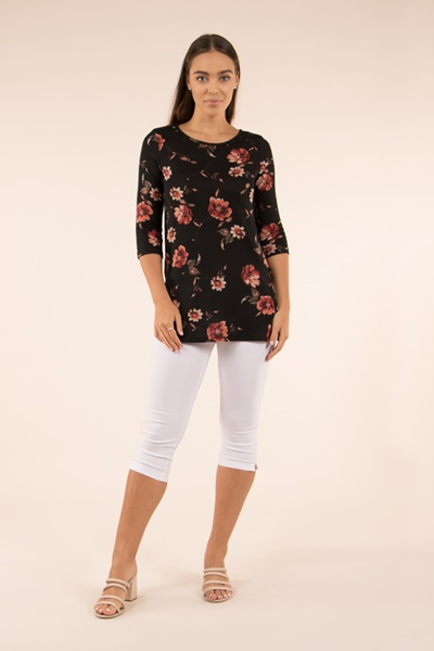 Everyday floral Top