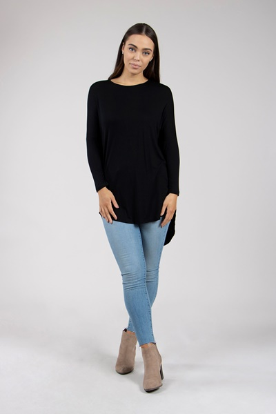 Basic Hi Lo top