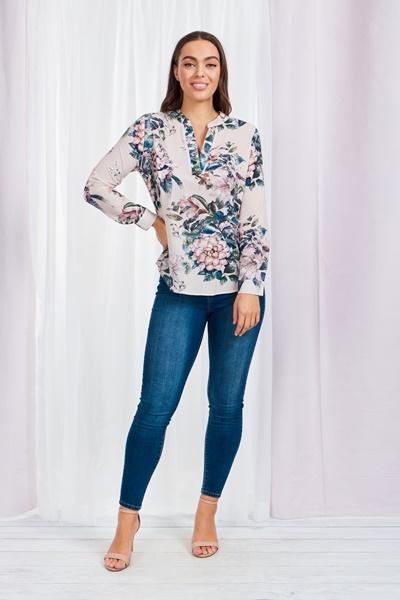 Floral Printed Blouse